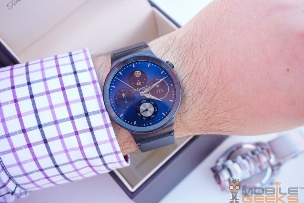 Huawei Watch Unboxing Test7