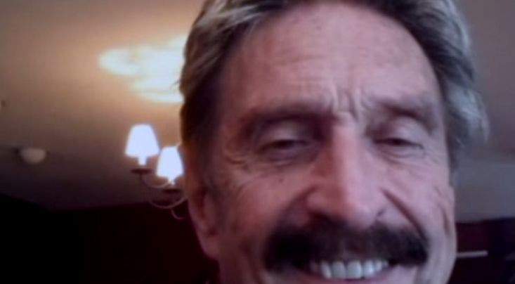 John McAfee im Interview