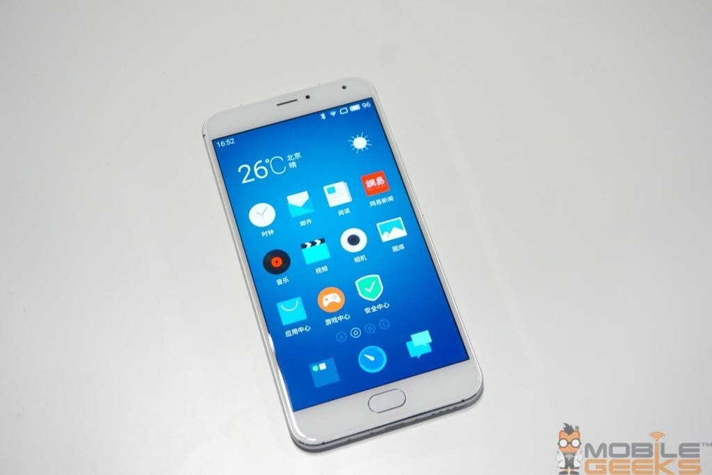 Meizu Pro 5 Hands On Test10