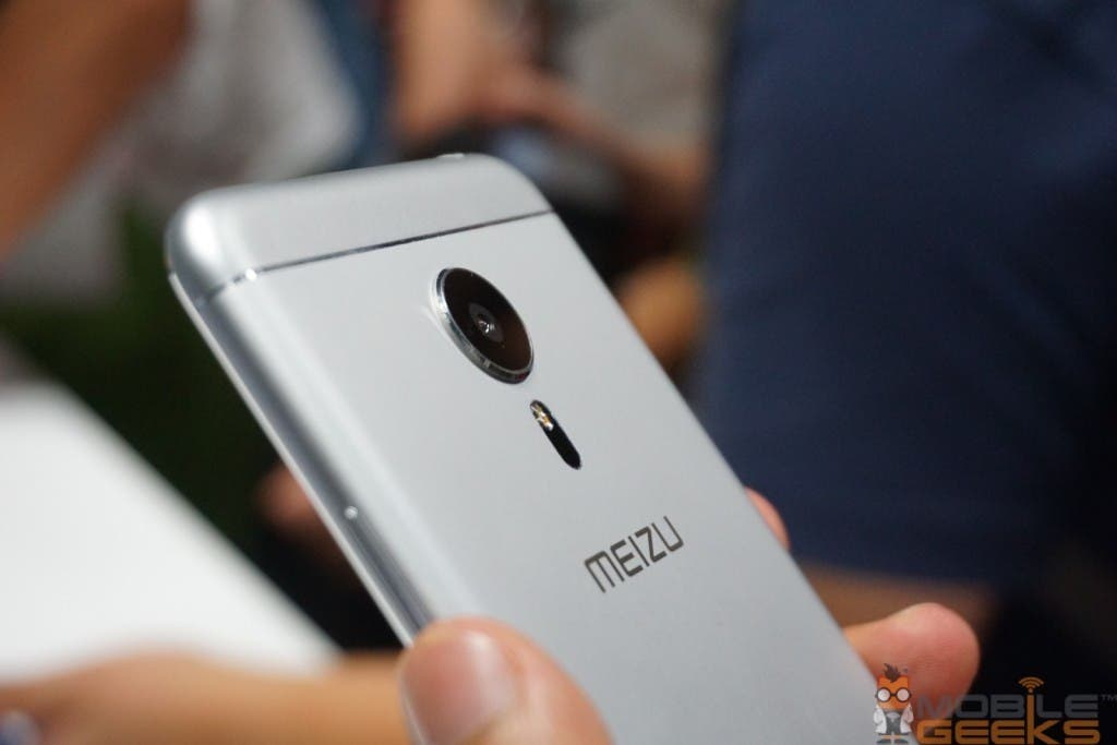 Meizu Pro 5 Hands On Test4