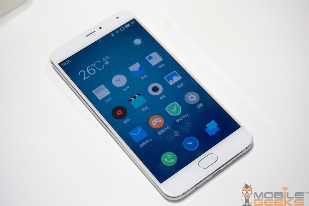 Meizu Pro 5 Hands On Test8