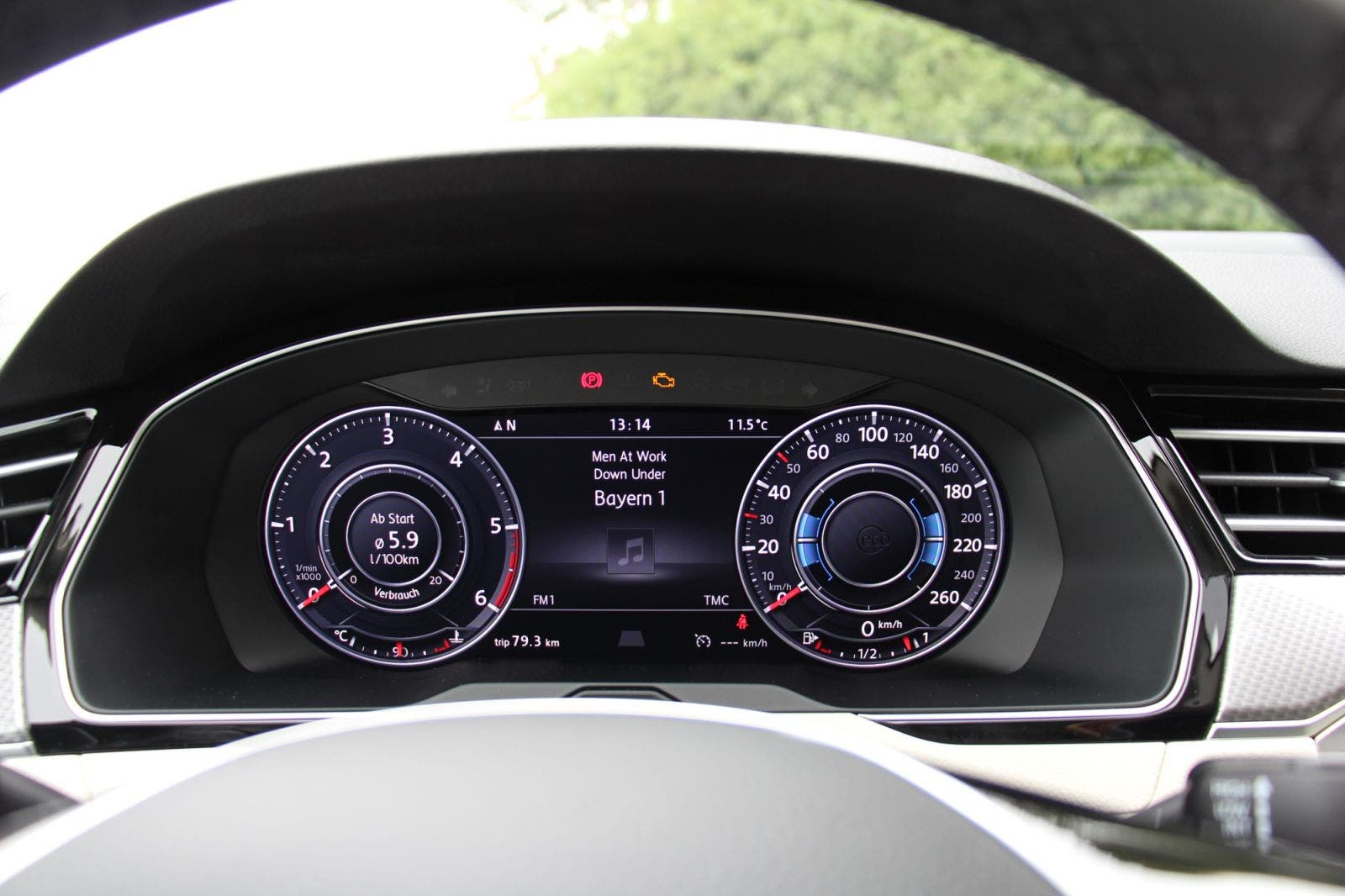 Video Active Info Display Von Volkswagen Test Hands On