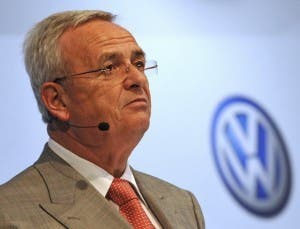 VW Chef Martin Winterkorn