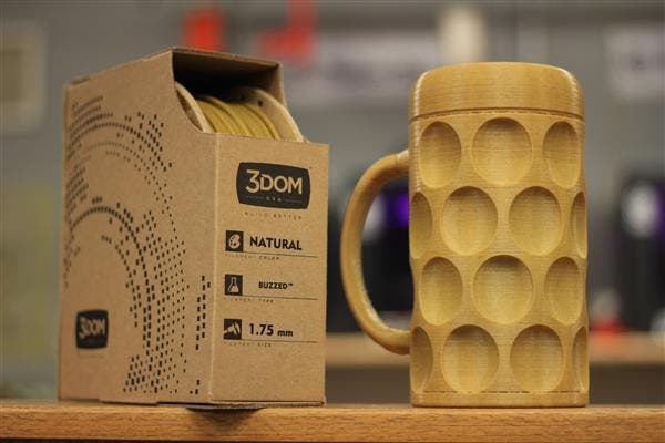3Dom-released-Buzzed-3D-printing-filament-made-from-beer.jpg4