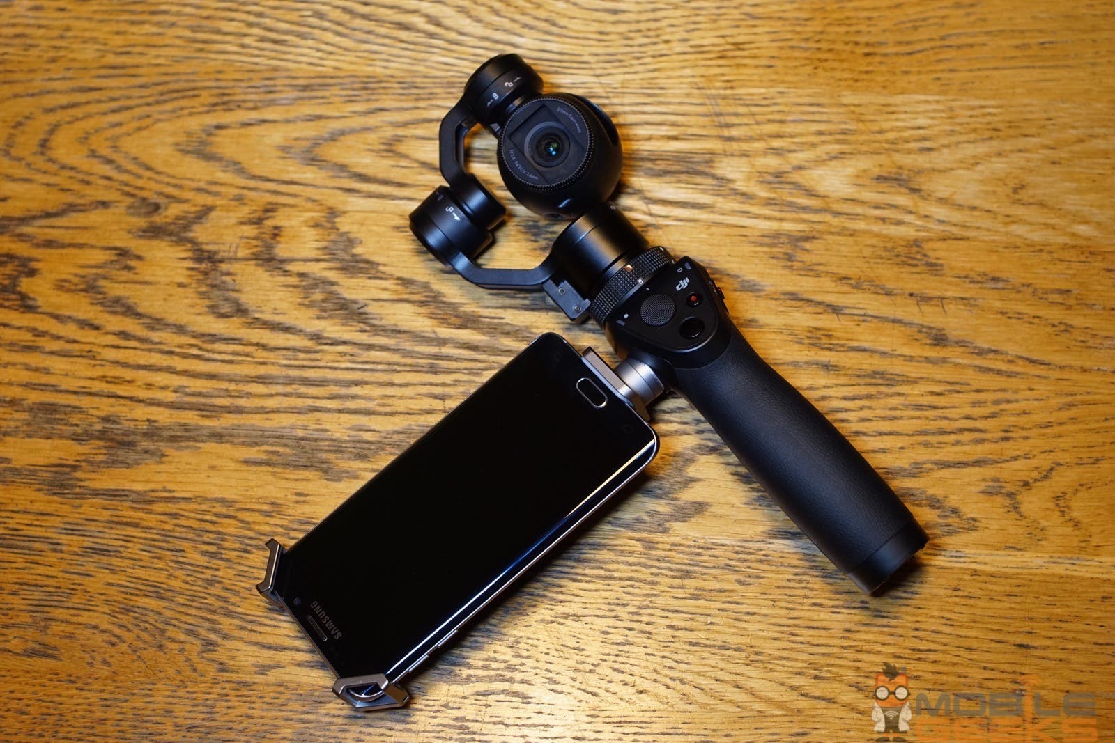 DJI OSMO Hands On 11