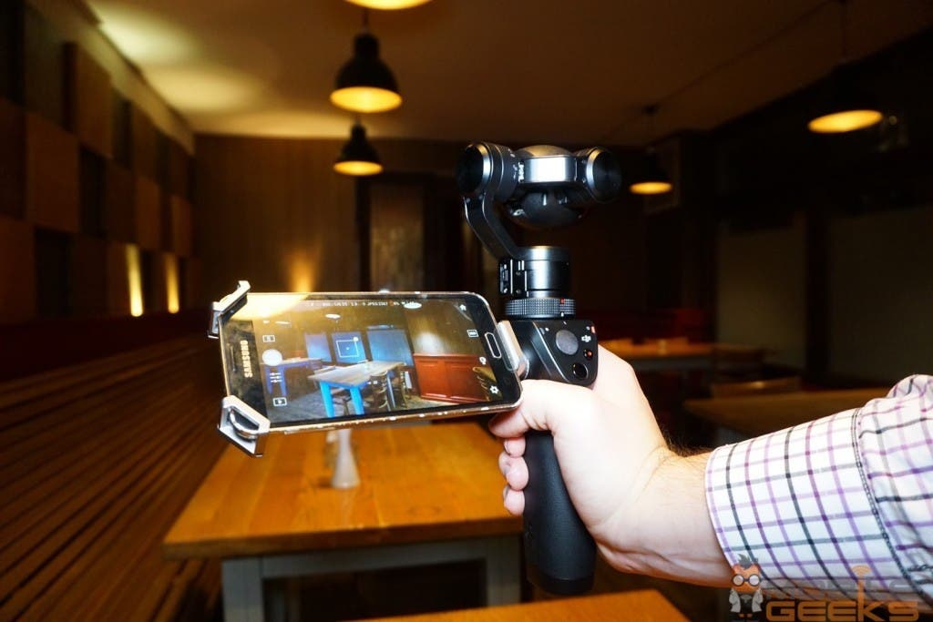 DJI OSMO Hands On 14