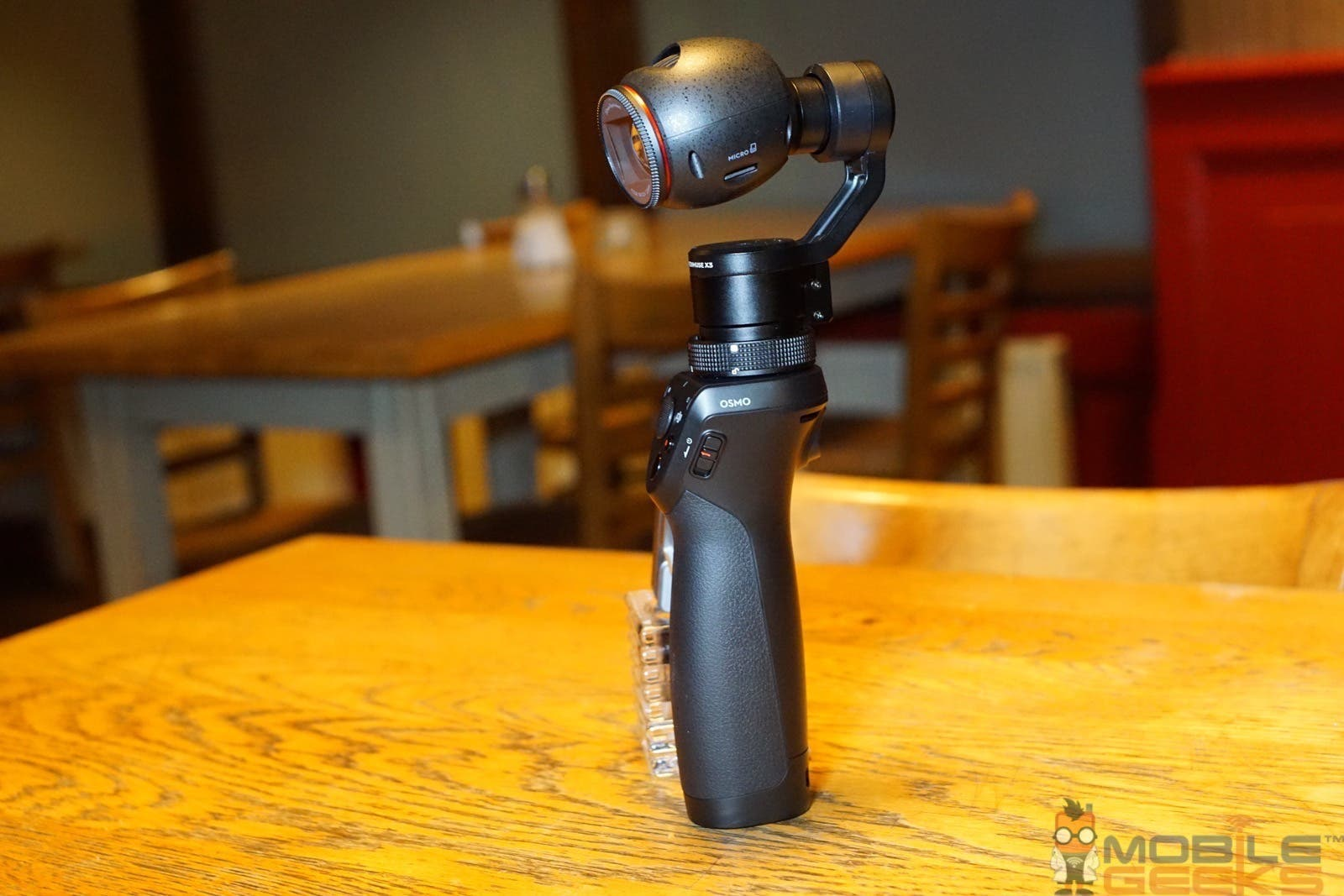 DJI OSMO Hands On 4