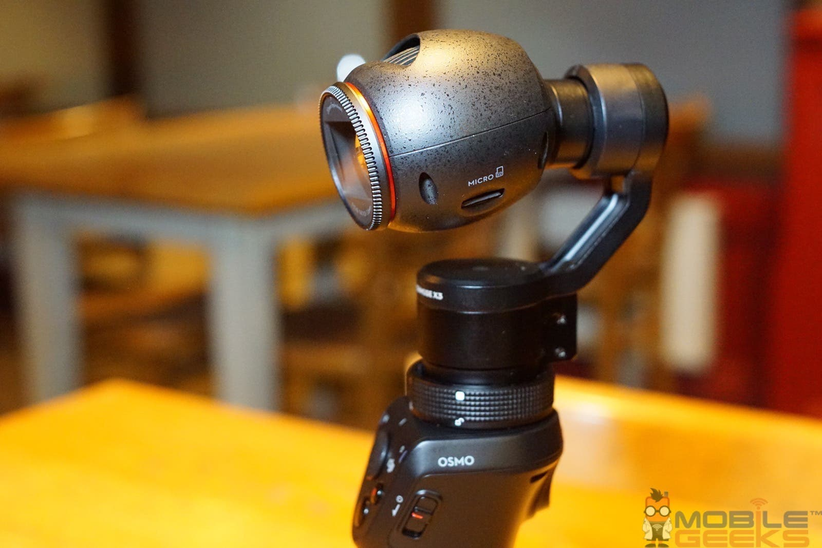DJI OSMO Hands On 5