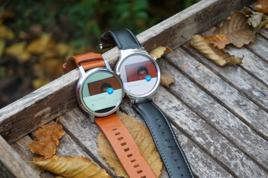 Huawei Watch Moto 360 2 Notifications