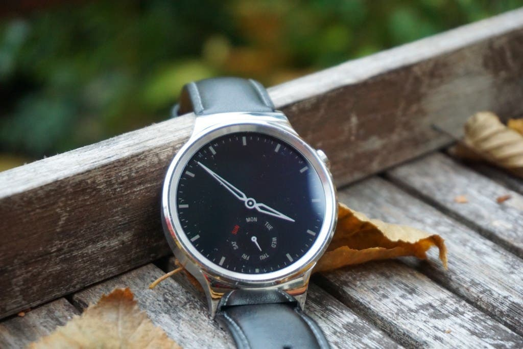 Huawei Watch Test Display Active Standby