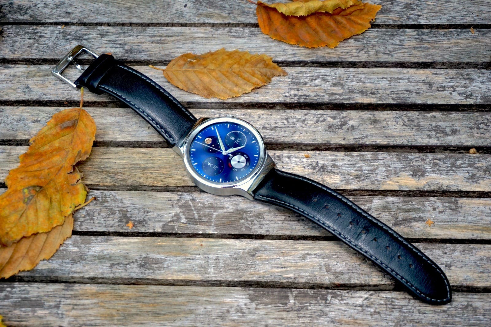 Huawei Watch Test