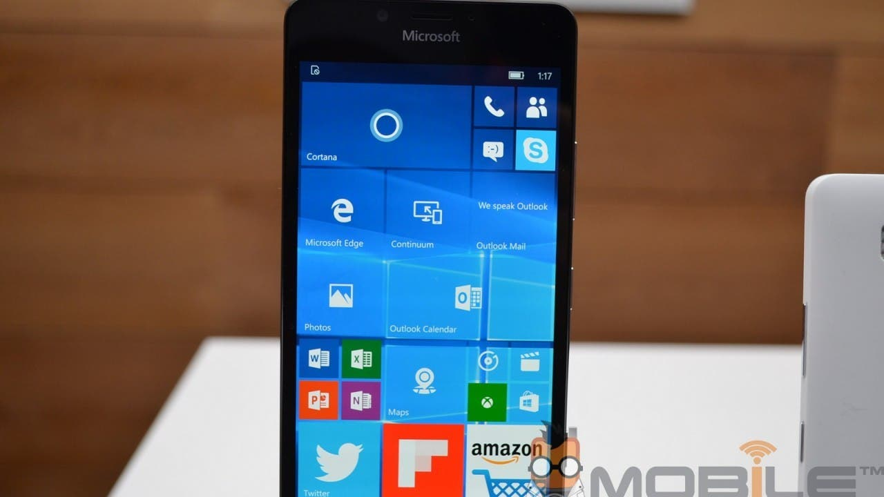 Microsoft Lumia 950 Test: USB On-The-Go im Einsatz *Update*