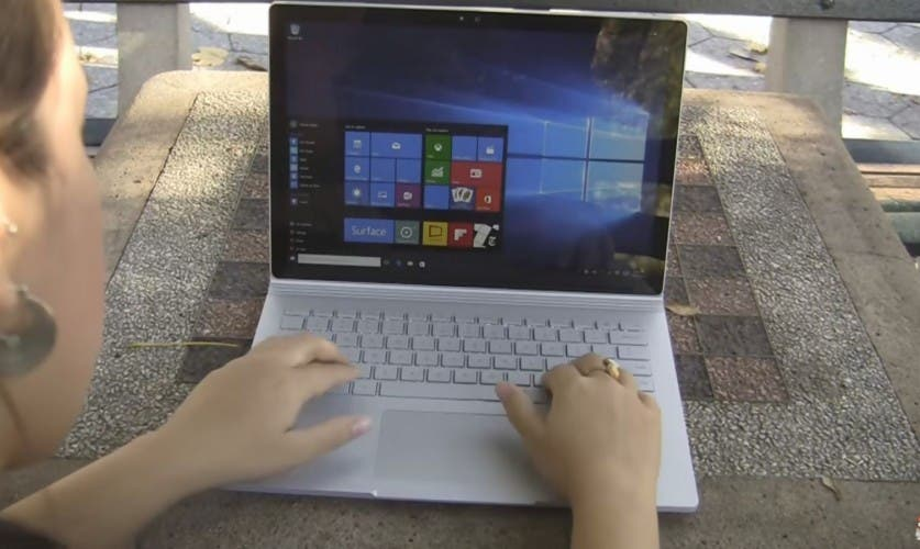 Microsoft Surface Book Unboxing
