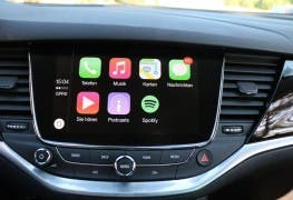 Opel Astra K: Neues Infotainmentsystem R 4.0 IntelliLink | Navi 900 IntelliLink