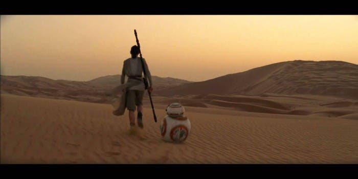 Supercut Trailer: Star Wars 7 – The Force Awakens