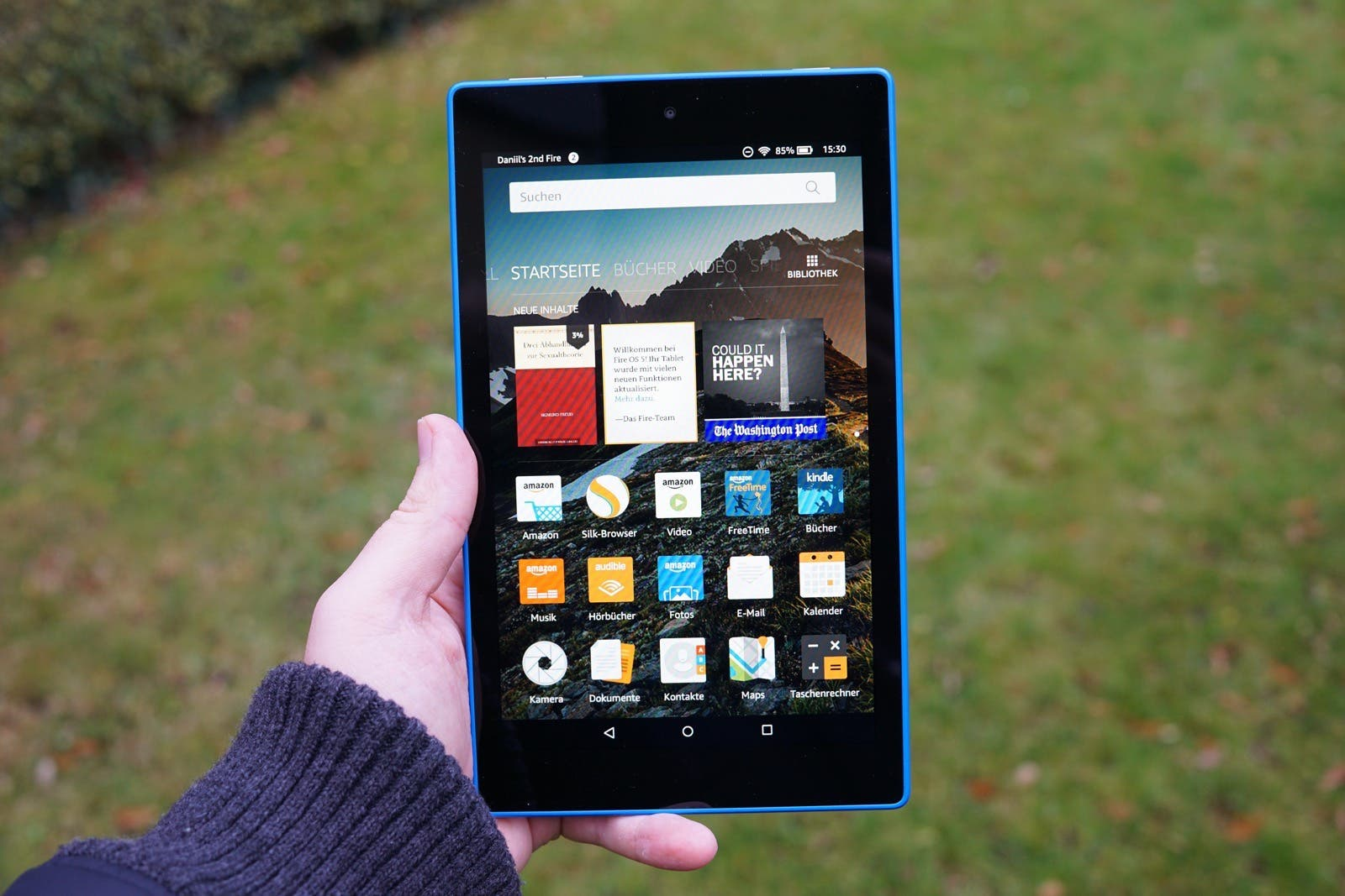 Amazon Fire HD 8 10 Test 14
