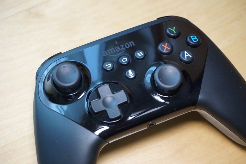 Fire TV 2015 Gamecontroller Tasten