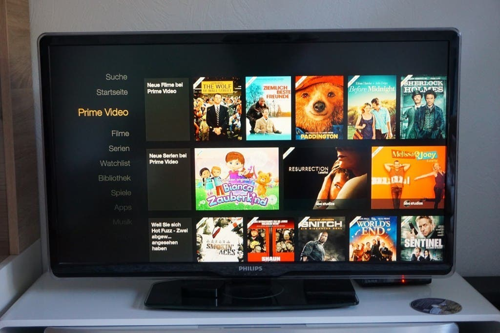 Fire TV 2015 Prime Video