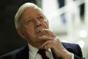Schmidt Smoking