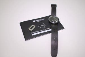 Withings Activité Steel - Lieferumfang