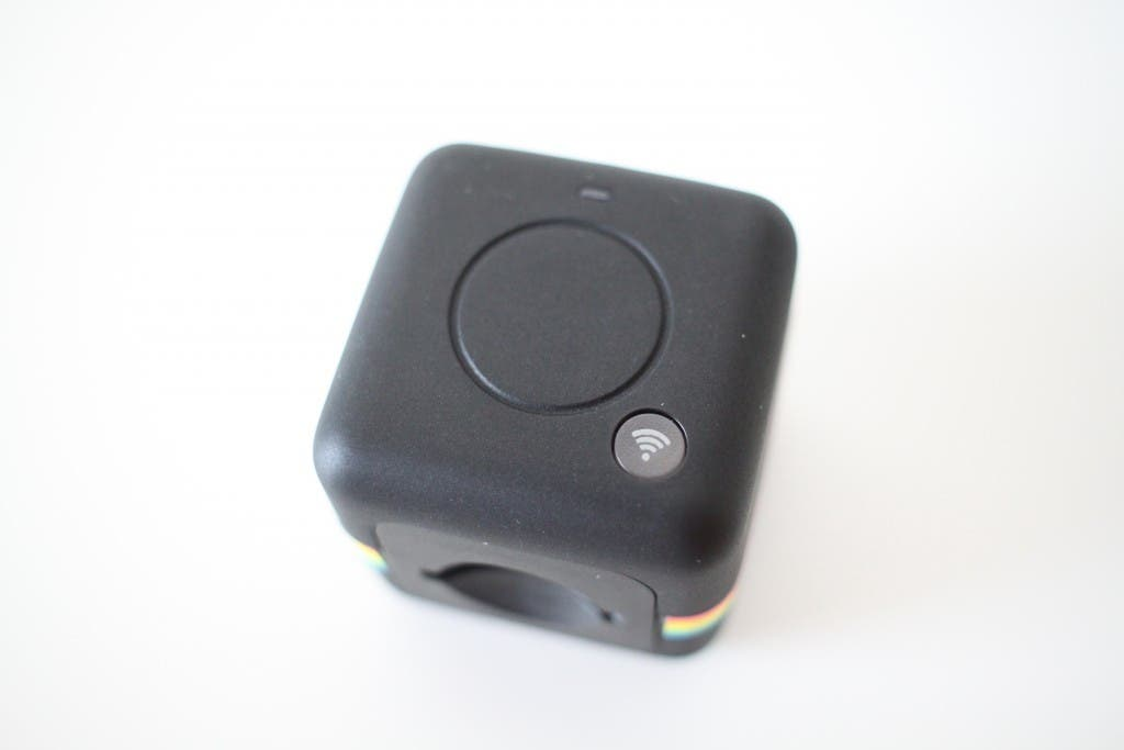 Polaroid Cube Plus - Top