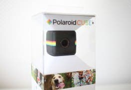 Polaroid Cube+ im Test: Die günstige GoPro-Alternative?
