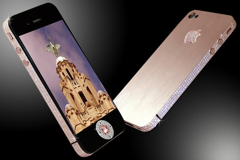 Diamond-Rose-iPhone-4-32GB