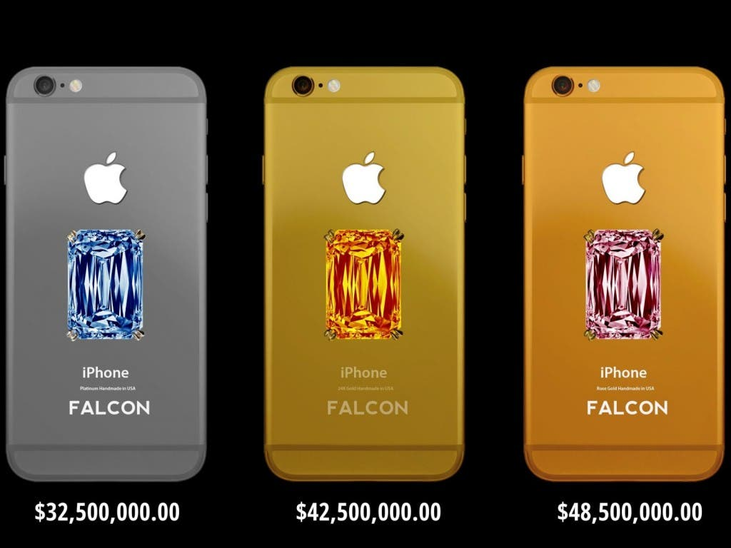 FALCON-SuperNova-iPhone-6-RoseGold-Pink-Diamond