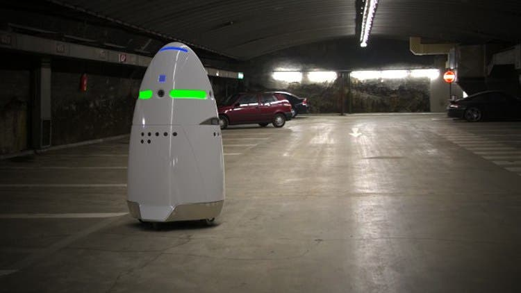 K5-Robot-Security-Guard