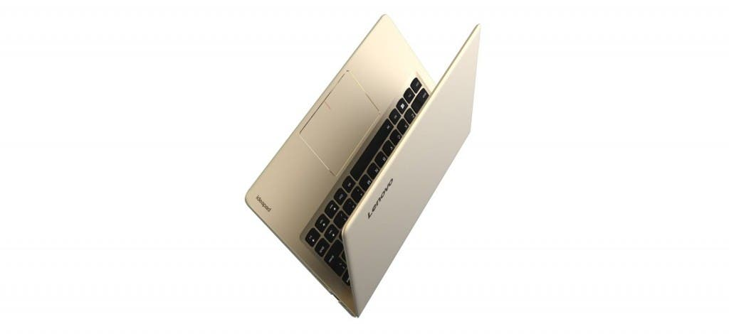 Lenovo IdeaPad 710s gold