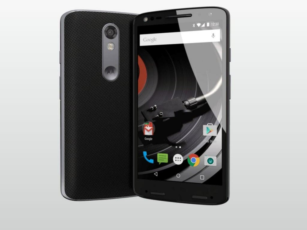 Moto X Force - Design