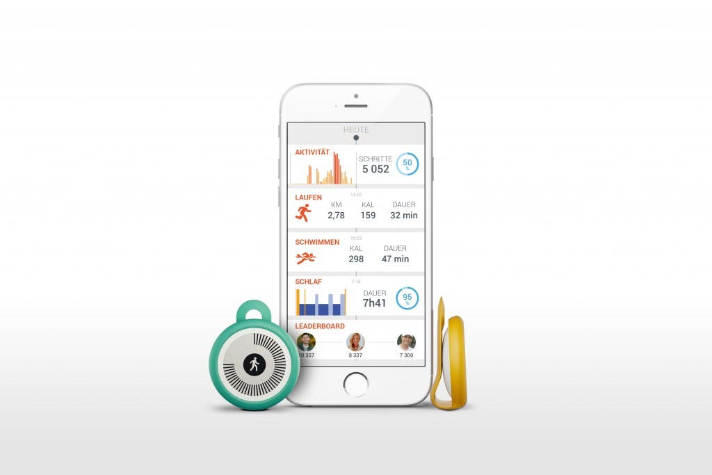 Withings Go iPhone