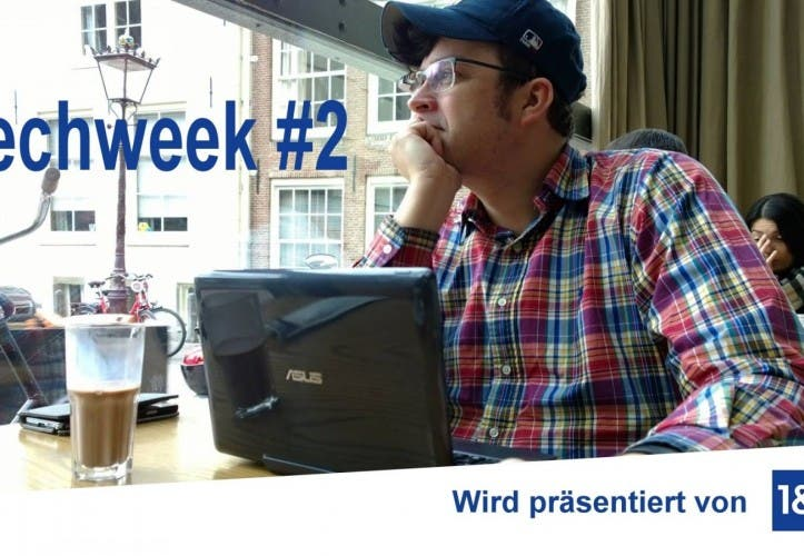 1&1 Techweek #2 – Xiaomi Mi5, LG G5, Audi h-tron, LG Displays & ein neues Office