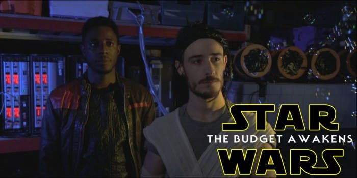 Star Wars 7 – Low-Budget Trailer von Filmstudenten