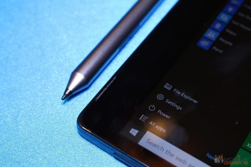 Dell XPS 12 mit Stylus