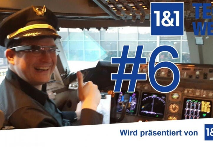 1&1 Techweek #6 – Tech-Blogger auf Reisen [plus: grandiose Outtakes]