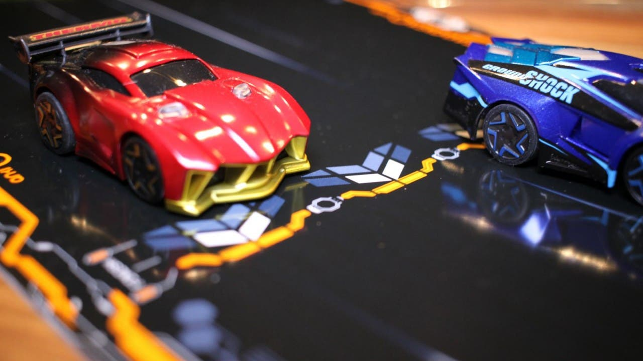 Anki Overdrive - Start:Ziel