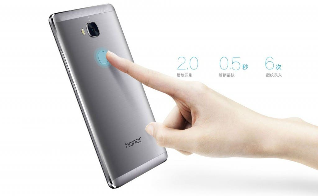 Honor 5X Fingerprint