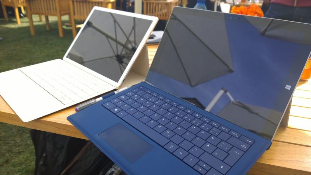 Huawei MateBook VS Surface Pro 4 (9)