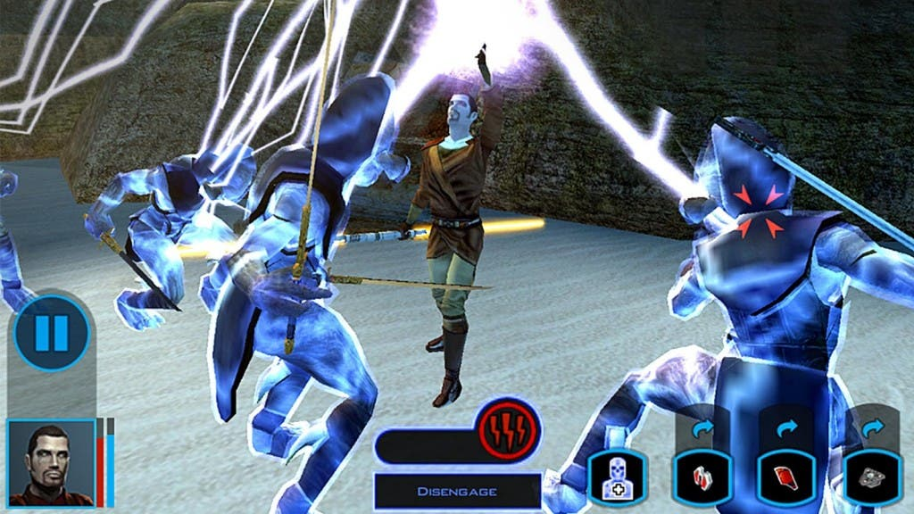 KOTOR Screenshot