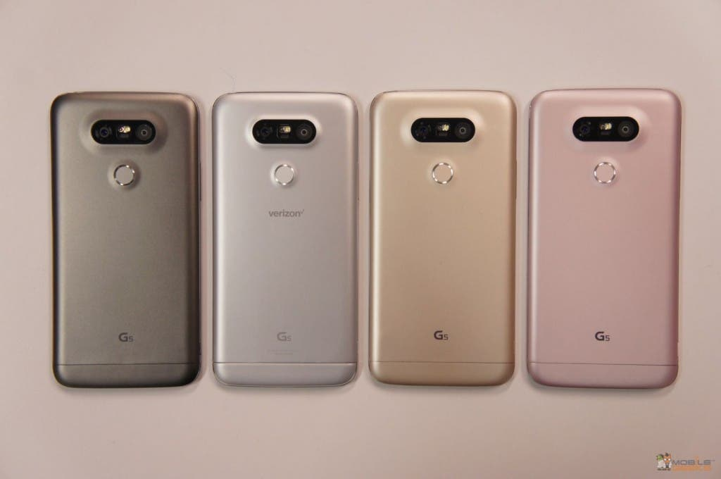 Lg G5 all colors (1)