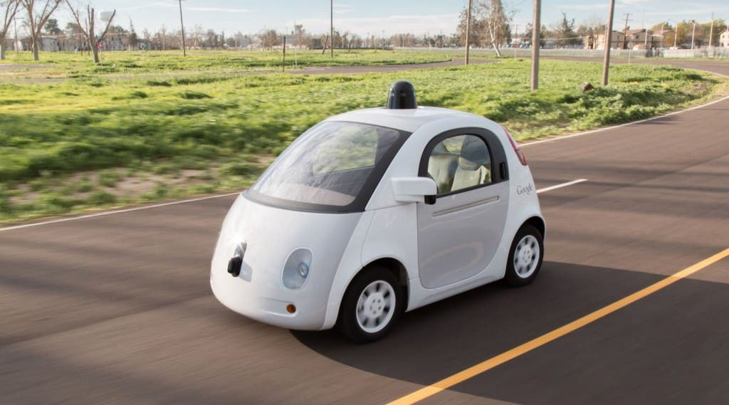 NHTSA-Google-Car