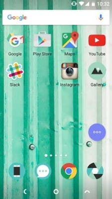 Nextbit Robin - Android-Screenshot