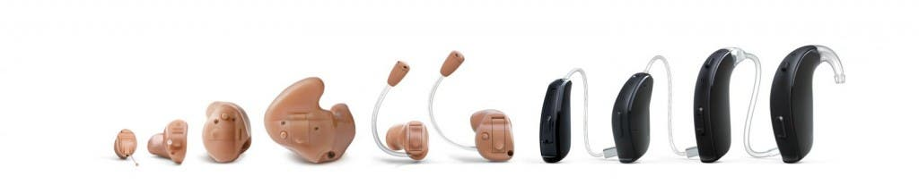 ReSound LiNX2 Full Family Line Up