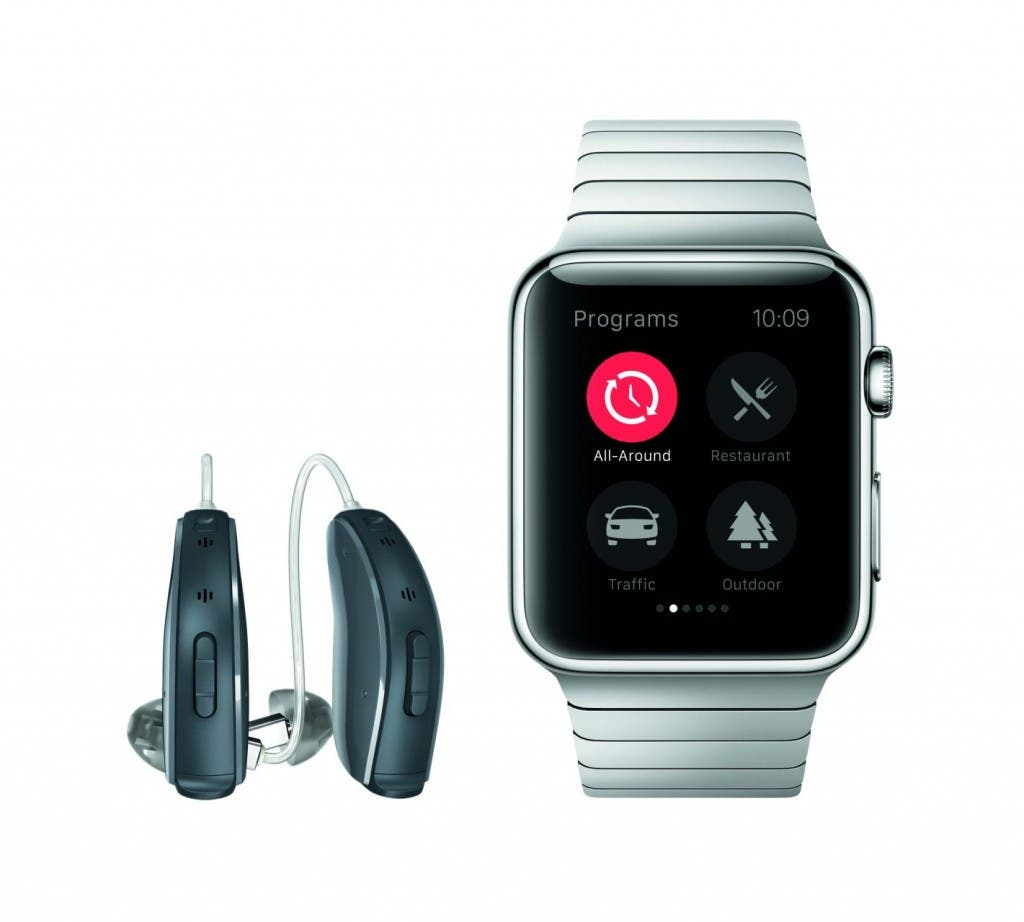 ReSound Smart App_Apple Watch