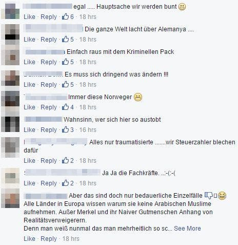 Screenshot Focus-Link auf Facebook