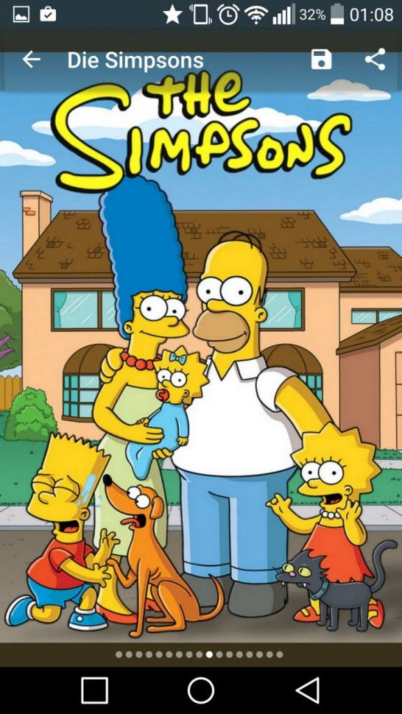 TVShow Time - The Simpsons