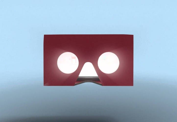 McDonald's macht aus Happy Meal Boxen Virtual Reality Headsets