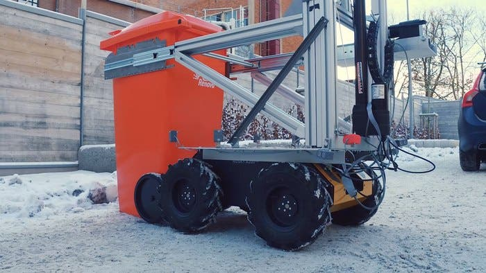 volvo-robot-based-autonomous-refuse-handling-project-test-1