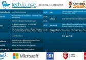 TechLounge Stream Tag 2 (Dienstag) – ab 10 Uhr live
